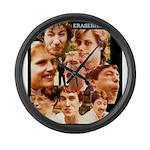 Eraserhead Large Wall Clock