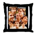 Eraserhead Throw Pillow