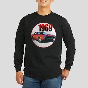 69GT500-C8trans Long Sleeve T-Shirt