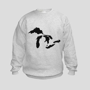 Great Lakes Kids Sweatshirt