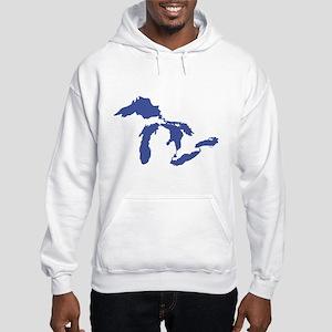 Great Lakes Hooded Sweatshirt