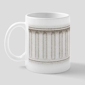Greek Column Coffee Mug