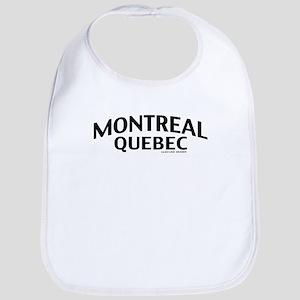 Montreal Quebec Bib