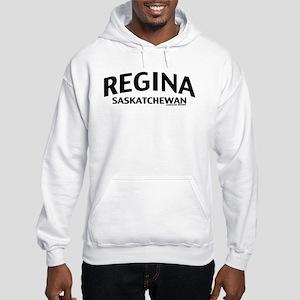 Regina Saskatchewan Hooded Sweatshirt