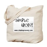 Simple Groove Tote Bag