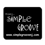 Simple Groove Mousepad