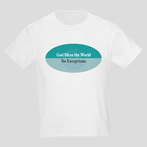 Bless the World Kids T-Shirt