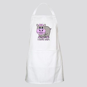 Bert the Hippo BBQ Apron