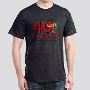 Yung No Mo 40th Birthday Dark T-Shirt