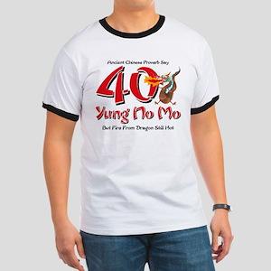 Yung No Mo 40th Birthday Ringer T