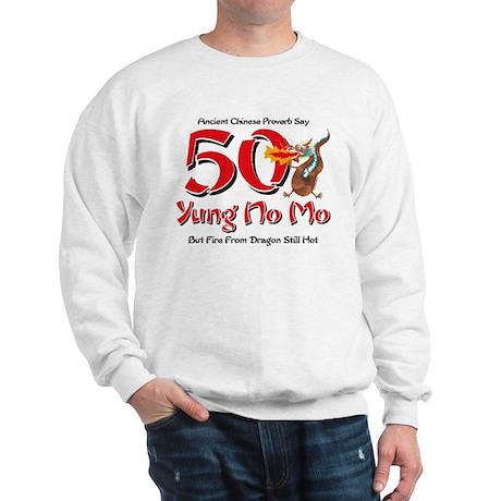 Yung No Mo 50th Birthday Sweatshirt