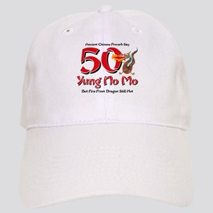 Yung No Mo 50th Birthday Cap