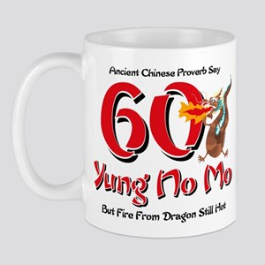 Yung No Mo 60th Birthday Mug
