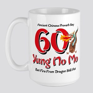 Yung No Mo 60th Birthday Large Mug