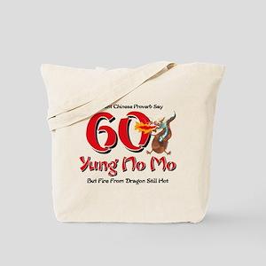 Yung No Mo 60th Birthday Tote Bag