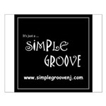 Simple Groove Small Poster