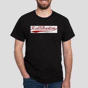 Halliburton (red vintage) T-Shirt