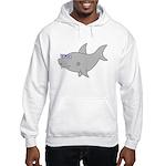 Little Shark Hooded Sweatshirt