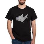 Little Shark Dark T-Shirt