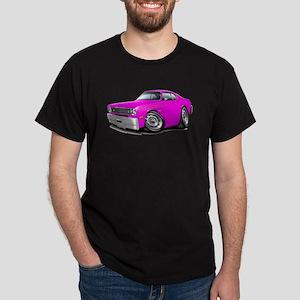 Duster Pink Car Dark T-Shirt