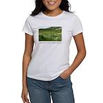 wine country silverado trail Women's T-Shirt