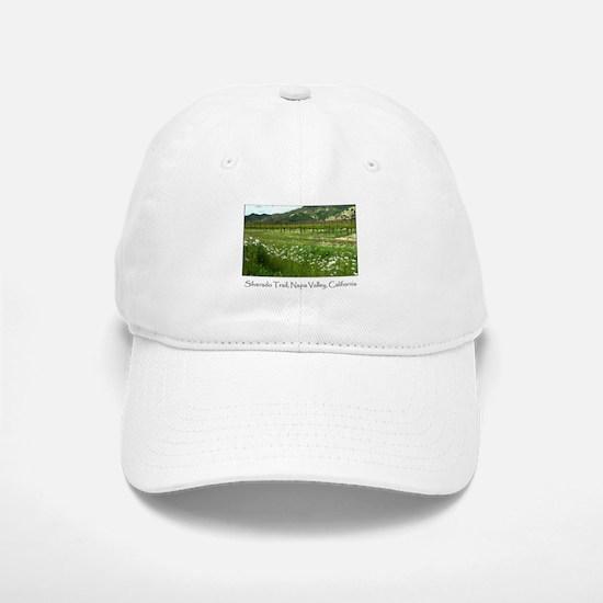 wine country silverado trail Baseball Baseball Cap