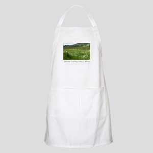 wine country silverado trail BBQ Apron