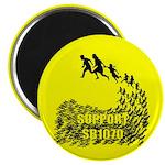 """Support SB1070 2.25"""" Magnet (10 pack)"""