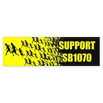 Support SB1070 Sticker (Bumper 10 pk)