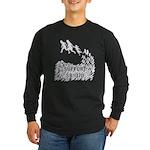 Support SB1070 Long Sleeve Dark T-Shirt