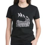 Support SB1070 Women's Dark T-Shirt