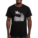 Support SB1070 Men's Fitted T-Shirt (dark)