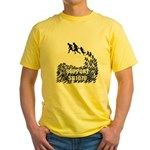 Support SB1070 Yellow T-Shirt