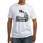Support SB1070 Fitted T-Shirt