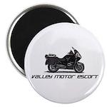 Valley Motor Escort Magnet