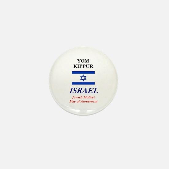 Yom Kippur Mini Button