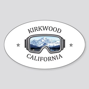 Kirkwood - Kirkwood - California Sticker