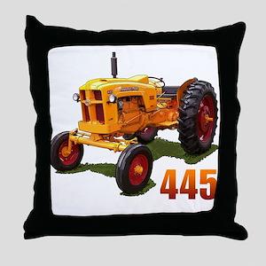 The 445 Throw Pillow