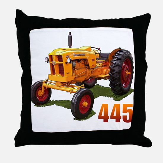 The 445 Throw Pillow