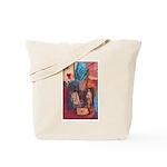 Chess Art Tote Bag