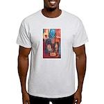 Chess Art Light T-Shirt