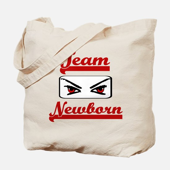 Team Newborn Tote Bag