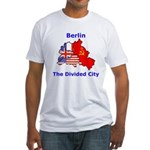 Berlin: The Divided City Fitted T-Shirt