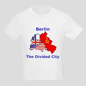 Berlin: The Divided City Kids T-Shirt