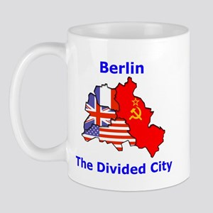 Berlin: The Divided City Mug