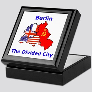 Berlin: The Divided City Keepsake Box