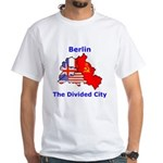 Berlin: The Divided City White T-Shirt