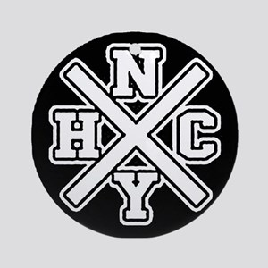 NYHC Ornament (Round)