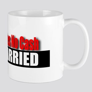 Driver Carries No Cash Mug