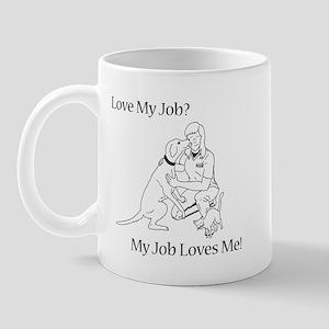 Veterinary Technician Design Mug